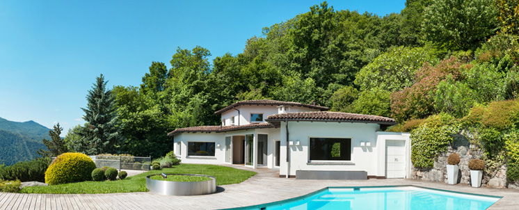Casa de vacaciones y villas